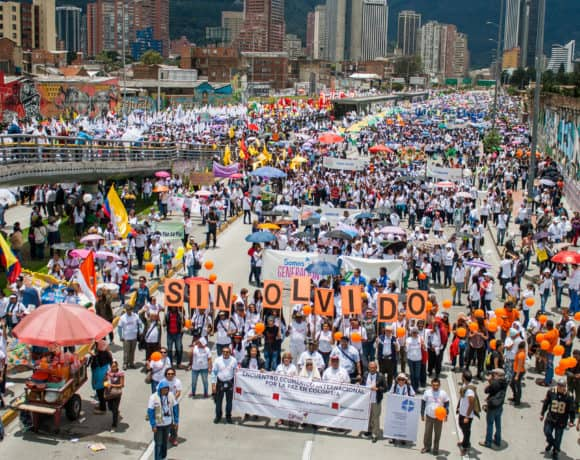 Civil Society Voices: Agendas for Peace in Colombia