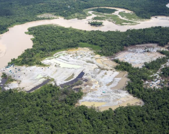 Fuelling Conflict in Colombia: The Impact of Gold Mining in Choco
