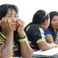 Colombia Peace Accord: Women and the Ethnic Chapter