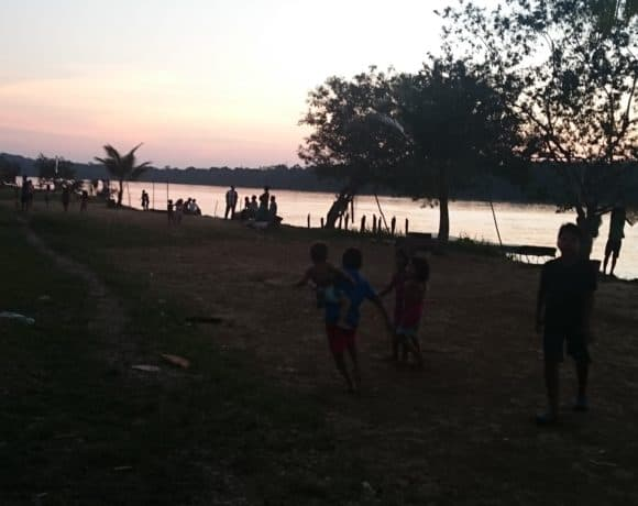Chocó: Indigenous people forced to flee