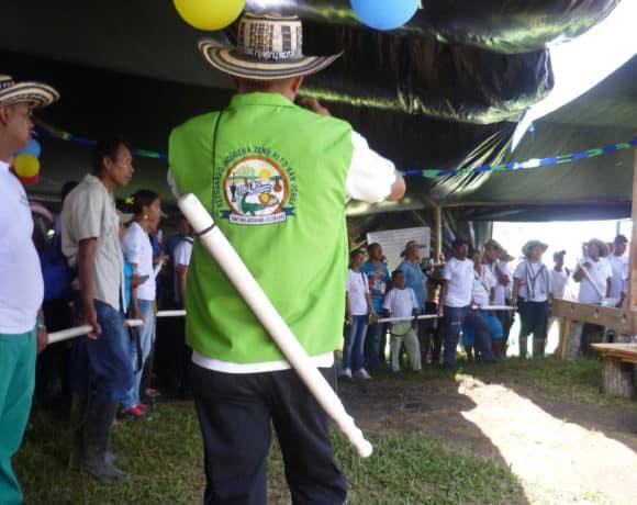 International Delegation Visit Zenu Peoples