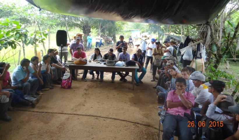 Human Rights & Human Rights Defenders in Colombia