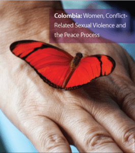 Conflict-Related Sexual Violence and the Peace Process