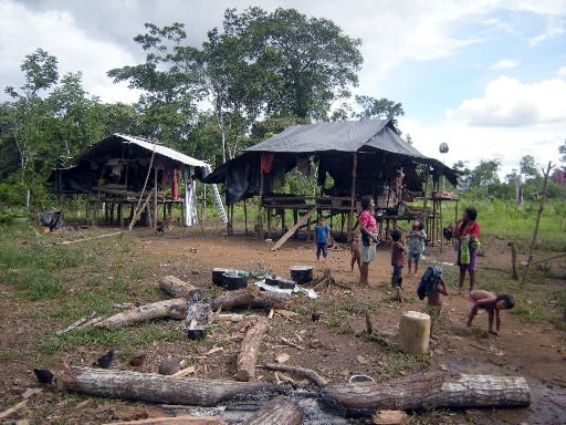 Concern over growing forced displacement in Chocó