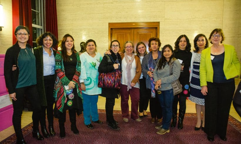 Colombian Women Peace Trailblazers visit London