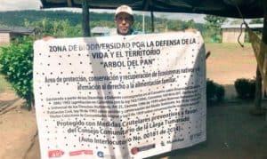 Mario Castaño Bravo (image taken from Justicia y Paz)
