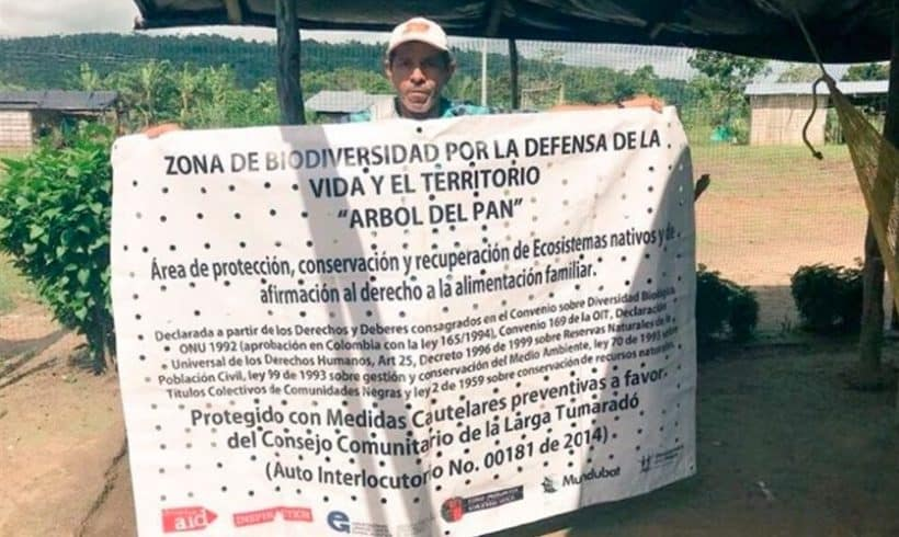 ABColombia and international organisations call for greater protection guarantees following the murder of Mario Castaño Bravo