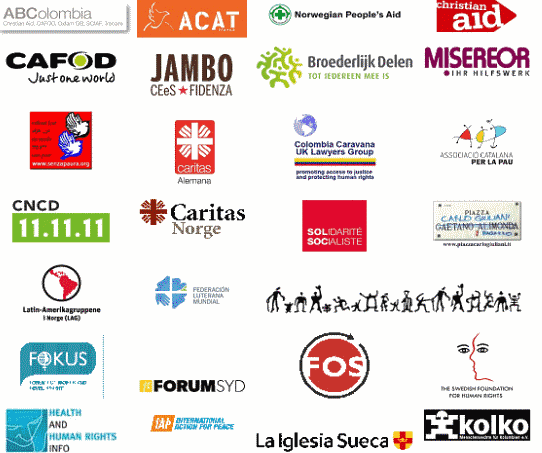 International Organisations release parallel report for the Universal Periodic Review on Colombia