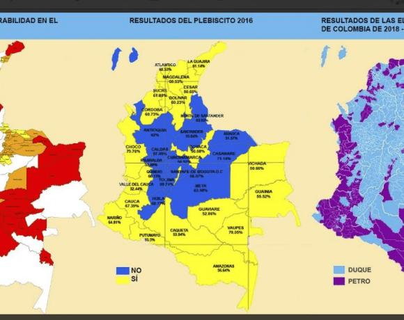 Colombia Presidential Elections 2018: What next for Peace?