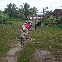 Indigenous Peoples and Afro Colombian Communities are Suffering a Humanitarian Crisis in Alto Baudó Chocó