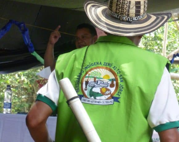Security of Zenu Indigenous Leader: ABColombia sends letter to National Protection Unit