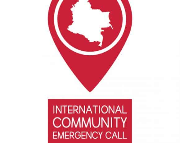International Community Emergency Call for a Colombia in Peace