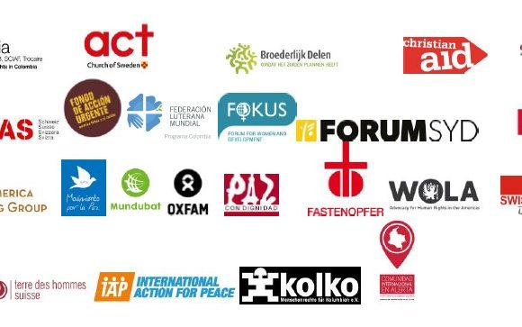 International Civil Society Organisations in Alert for Assassinated Social Leaders and Worsening Humanitarian Crisis in Colombia