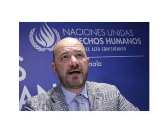 Declaration of Support to the OHCHR in Colombia