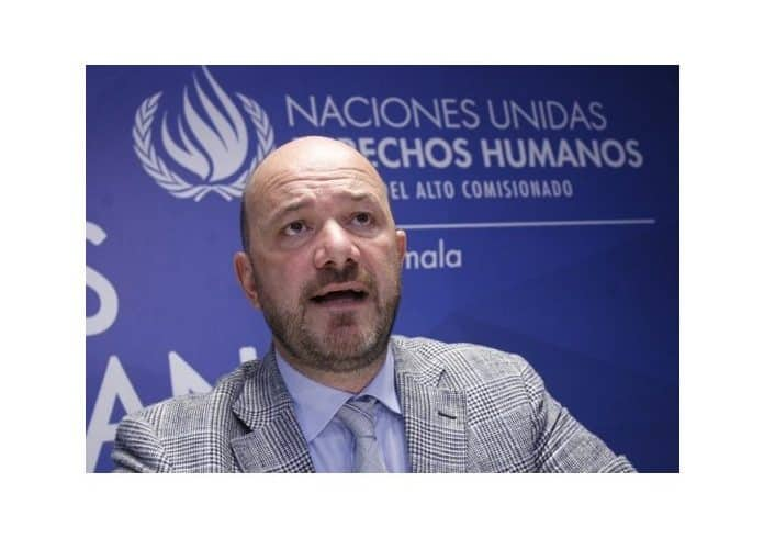 UN Annual Report on Human Rights in Colombia