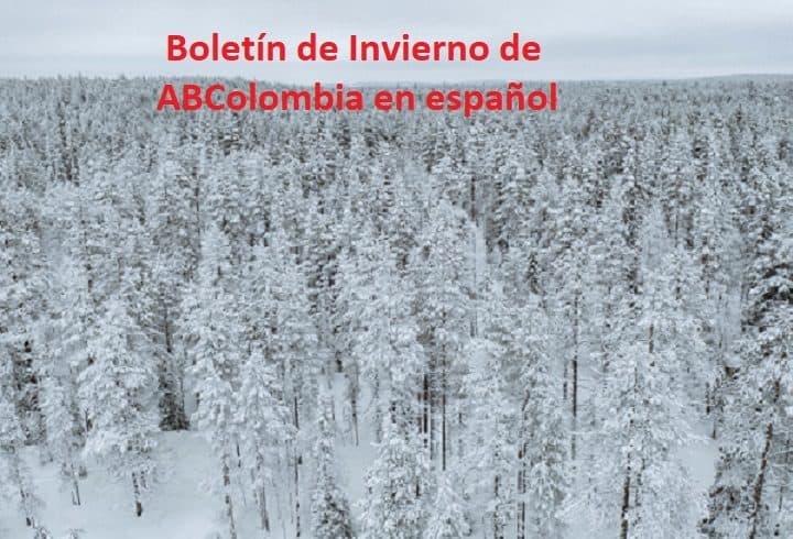 Boletin de Invierno ahora en espanol