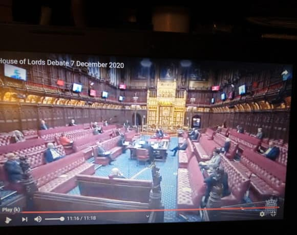 UK Parliament: Human Rights in Colombia must be improved before deepening trade relations