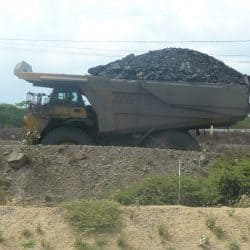 Chancleta and the Cerrejón Mine