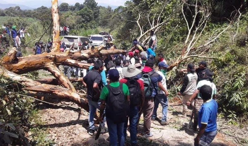 Nasa Indigenous Governor Sandra Liliana Peña Chocué shot and killed