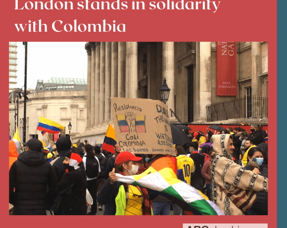 UN & OAS Experts condemn repressive measures by Colombian Police