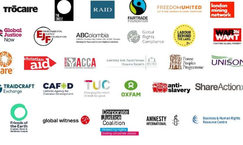 It is time for the UK to demonstrate leadership on business and human rights